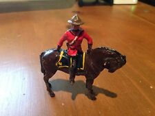 Britains Ltd. Diecast Toy Soldier RCMP Royal Canadian Made in England