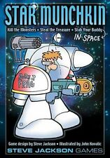 Steve Jackson Games: Star Munchkin Card Game (New)