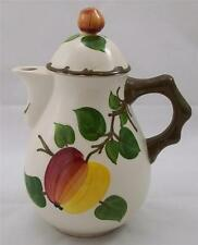 Villeroy & and Boch MA POMME small coffee / hot chocolate pot with lid A/F