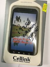 Samsung Galaxy Nexus i9250 Silicon Case in White SCC6464WH. Brand New in package