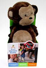 Goldbug 2 in 1 Harness Buddy - Monkey [MB-A-G]