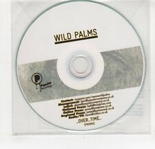 (GO10) Wild Palms, Over Time - 2009 DJ CD