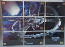 Star trek Star Trek Deep Space Nine Skybox 1994 MASTER SERIES DEEP SPACE 9
