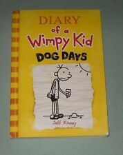 BOOK SC - Diary of Wimpy Kid - Dog Days  #4