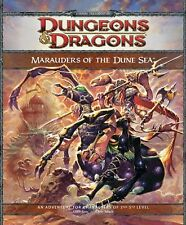 Dungeons & Dragons Marauders of the Dune Sea 2nd level new