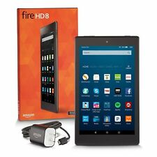 "Amazon Kindle Fire HD 8 Tablet 8"" HD Display 16 GB Front & Rear Camera w/ Alexa"