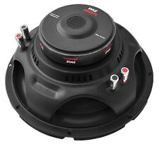 PYLE Huge 8 In. 800 Watt Car Audio Pro Bass SubWoofer Power Dual Voice Speaker