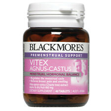 BLACKMORES VITEX AGNUS CASTUS 40 TABLETS