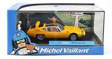 """DIE CAST """" MISTRAL GT 18 DE L'HUILE SUR LA PISTE """"  MICHEL VAILLANT 1/43"""