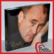 PHIL COLLINS Greatest Hits 2CD Digipak BOX Best GENESIS Gabriel Photo SEALED