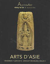 CATALOGUE de VENTE ASIAN ART D'ASIE ASIATIQUE COLLECTION bijou 7 jUIN 2013 CHINE