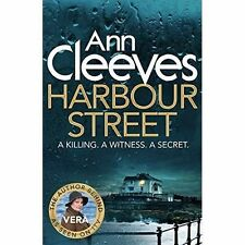 Harbour Street by Ann Cleeves, Book, New (Paperback)