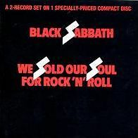 We Sold Our Souls For Rock N Roll - Black Sabbath - CD New Sealed