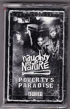 Naughty by Nature - Poverty's Paradise (1995) [PA] rap Cassette NEW