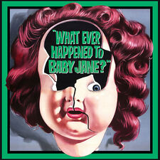 60's Cult Classic What Ever Happened to Baby Jane? Poster Art custom tee AnySize