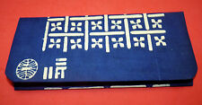 Vtg Pan Am Airlines Asian Japan Japanese Ticket Holder PAA Pan American Airlines