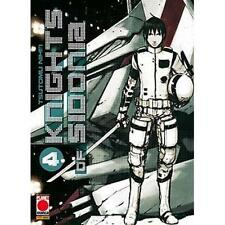 KNIGHTS OF SIDONIA 4 - PLANET MANGA PANINI - NUOVO