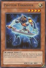 YuGiOh Photon Thrasher - ORCS-EN008 - Rare - 1st Edition Lightly Played