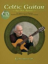 Doc Rossi Celtic Guitar Learn to Play Traditional Folk Songs TAB Music Book & CD