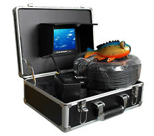 IP68 IR Underwater Fishing Camera 7Inch LCD Monitor Video Color Fish Finder 100m