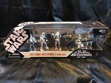 Star Wars 08 Legacy Exclusive Boxed Battlefront II Clone Troopers