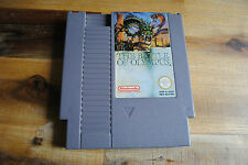 Jeu THE BATTLE OF OLYMPUS pour Nintendo NES