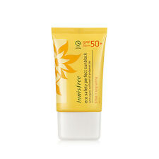[INNISFREE SUN CARE]eco safety perfect sunblock SPF50+ PA+++ 50ml (long lasting)