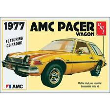 AMT 1/25 1977 AMC Pacer Wagon W/ CB Radio PLASTIC MODEL KIT 1008