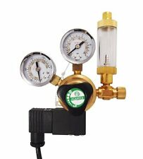 NEW AQUATEK CO2 Brass Bubble Counter with Integrated Check Valve FREE SHIPPING