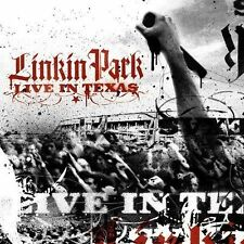 LINKIN PARK - Live in Texas [2 discs] CD & DVD Set NEW