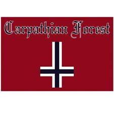 Carpathian Forest Norway Poster Flag Official Premium Black Metal New