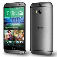Brand New HTC One M8 32GB (Gunmetal Grey Color) - Marshmallow. 6 months warranty