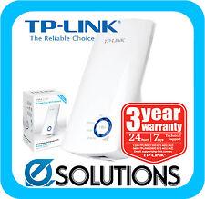 TP-Link TL-WA850RE Universal WiFi Range Extender 300Mbps Bridge - Oz Stock