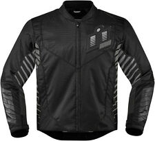 *Fast Shipping* ICON Wireform Motorcycle Jacket (Black, Blue, Green, Red, Org..)