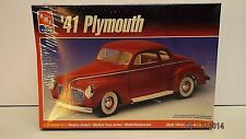 AMT 1941 PLYMOUTH  ROD CAR KIT 1:25  MIP SEALED (K8)