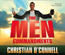 The Men Commandments by Christian O'Connell (3 CD's-Audio, 2008)