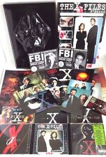 The X Files Fan Pack - CD's, Comic, Postcards, Trading Cards, Plus Much More