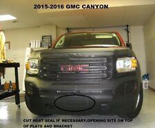 Lebra Front End Mask Bra Fits GMC Canyon 2015-2017 15 16 17 w/o Fender Flares