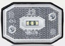 LED Begrenzungsleuchten Weiß 2 Stück Umrissleuchten PKW Anhänger Wohnwagen