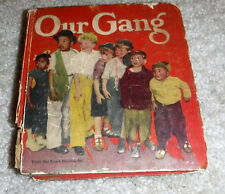 Our Gang by Charles T. Clinton - shelf 3.5