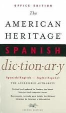 The American Heritage Spanish Dictionary, Second Edition: Office Edition Editor