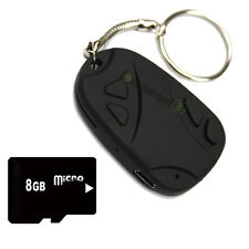 8GB Mini HD 808 Car Key Chain DVR Digital Video Recorder Video Camera Camcorder
