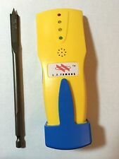 Stud Finder L.Z. Famous and Dewalt 3/8 Drill Bit Combo
