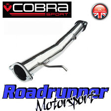"FD63 Cobra Sport Focus RS MK2 3"" Decat Pipe Cat Bypass Pipe De-cat Pipe Exhaust"