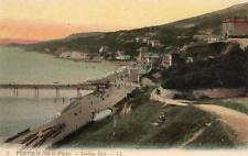 Ventnor Looking East Louis Levy LL 3  unused old pc