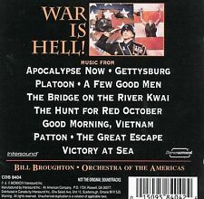 Patton, Few Good Men, Platoon, M: War Is Hell! Battle Music of T  Audio Cassette