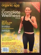 Organic Spa Complete Wellness Issue Winter Detox Rituals Feb 2016 FREE SHIPPING!