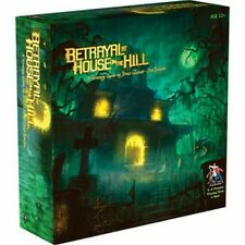 Betrayal At House On The Hill Board Games Family Fun Party Game - 2nd Edition