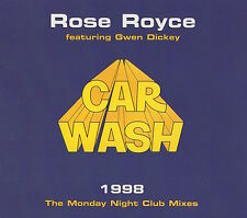 ROSE ROYCE FEATURING GWEN DICKEY - CAR WASH - THE MONDAY NIGHT CLUB MIXES - CD