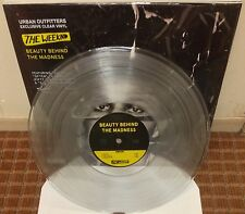 The Weeknd Beauty Behind The Madness Limited Clear Colored Vinyl 2 LP Sealed